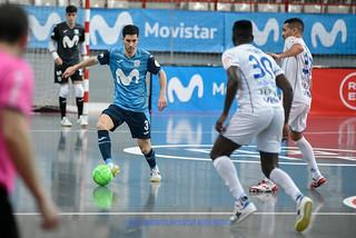 J33 1ªRFEF FUTSAL | Movistar Inter FS vs O´Parrulo Ferrol