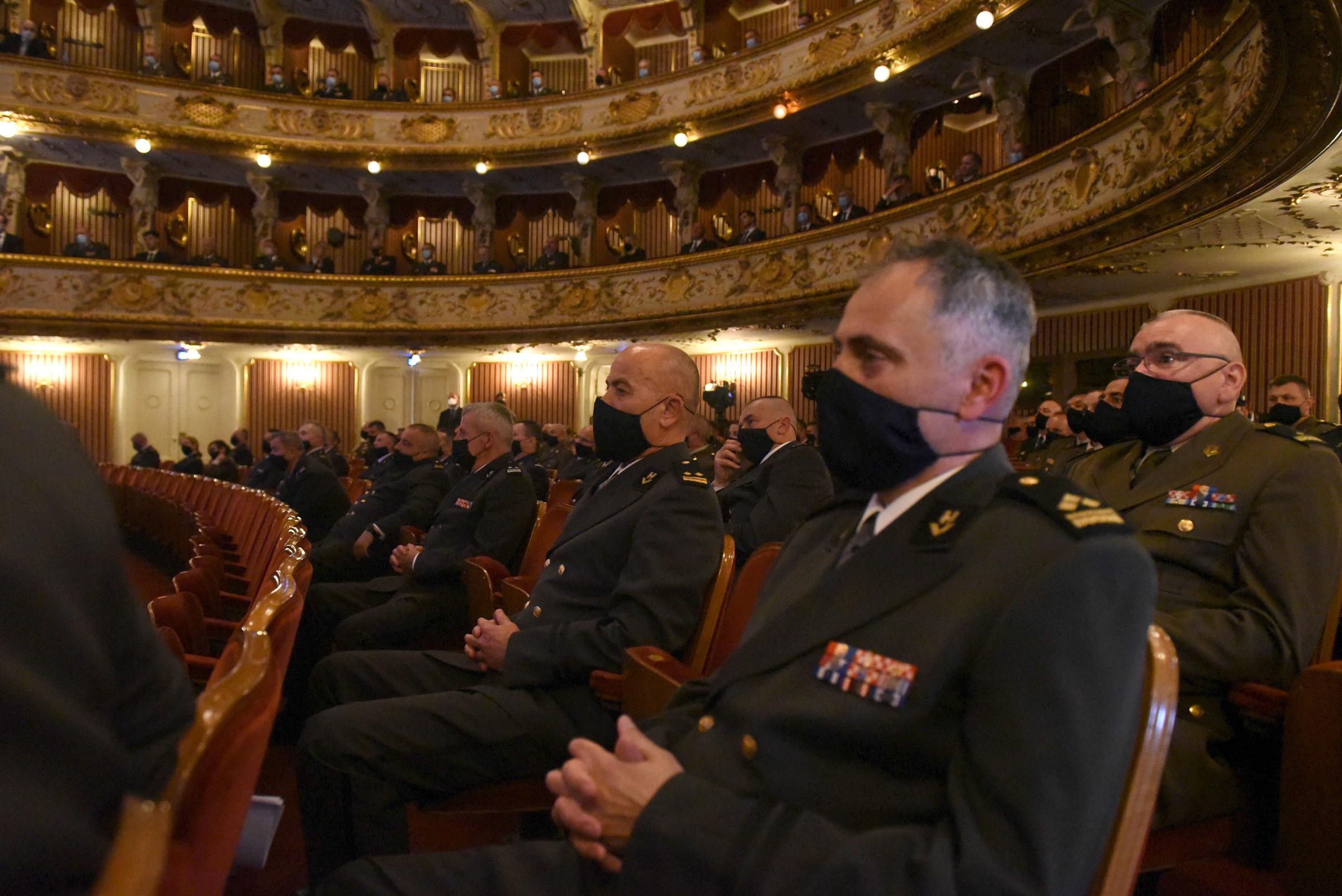 Svečana akademija povodom Dana Hrvatske vojske