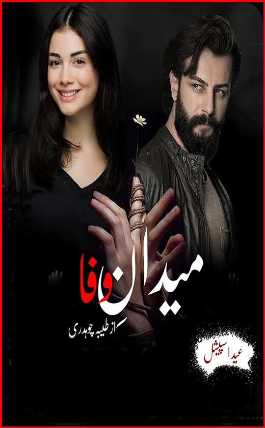 Medan e Wafa By Tayyba Chaudhary