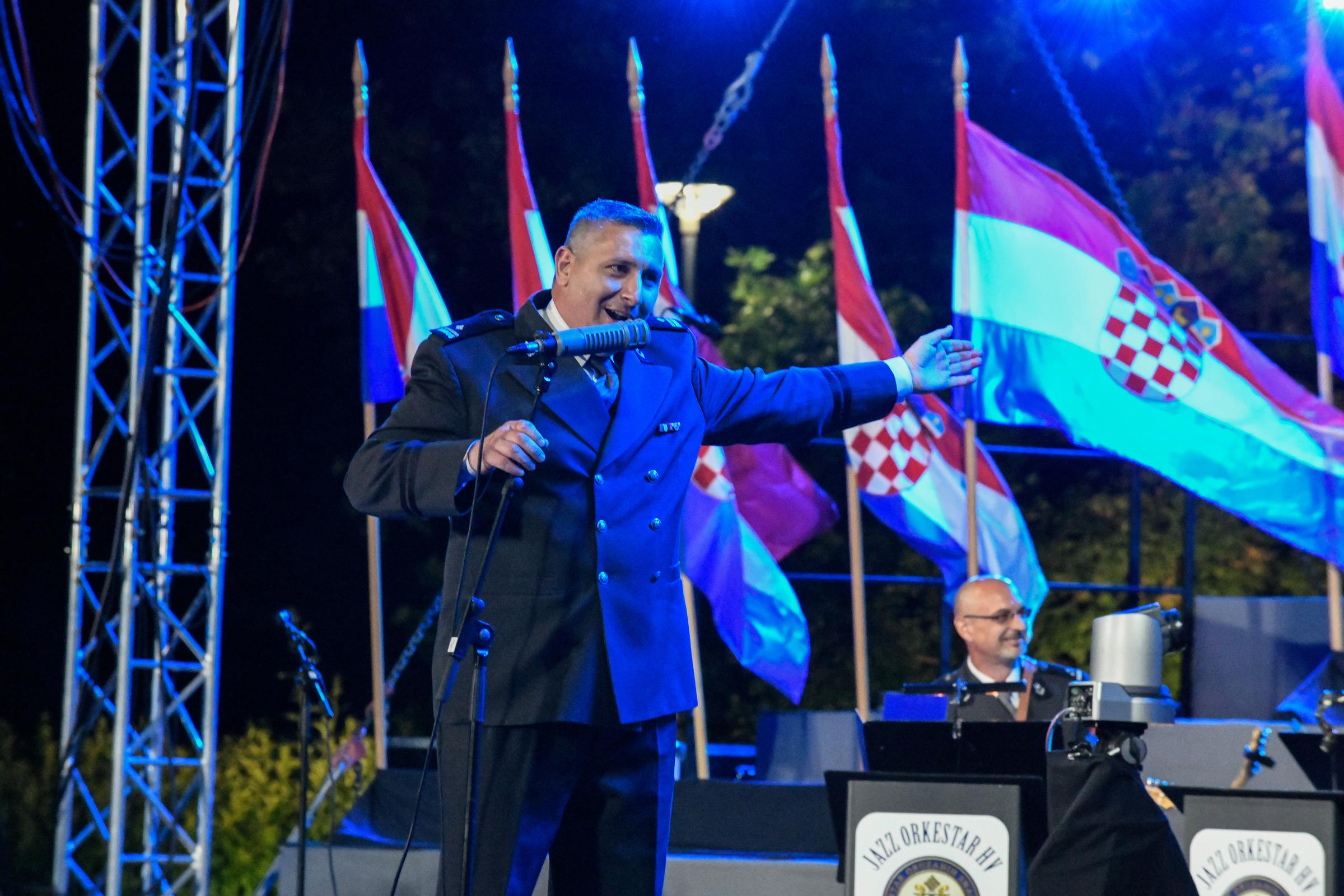 Glazbeni program Orkestra Oružanih snaga i US Army Banda Europe