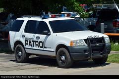 Third Gen Explorer POLICE PATROL