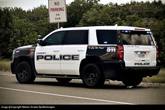 Forney Police Department TX