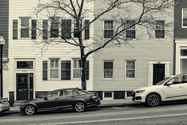 Row Houses--Bunker Hill