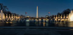 WWII Memorial in Washington DC Honoring Over 407,000 That Made the Ultimate Sacrifice (Explored 20210601 #353)