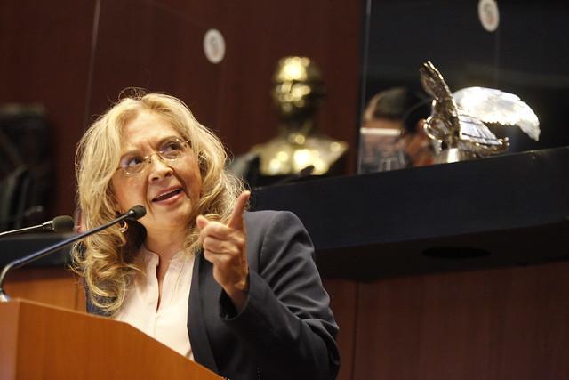 31/05/2021 Tribuna Diputada María De Los Ángeles Huerta