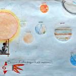 057 - Il Sistema Solare dei miei sogni di Martina 8 anni