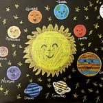 078 - Amici pianeti di Matilde 8 anni