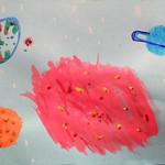 002 - Il cielo secondo Giulia di Giulia 6 anni