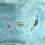 015 - Il Sistema Solare di Viola 10 anni