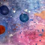 013 - Oltre la realtà del cielo di Victoria Azzurra 13 anni