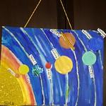 017 - Sistema solare 3D di Simona 12 anni_a