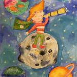 079 - Alla scoperta di nuovi mondi di Greta 8 anni