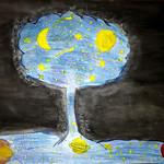 082 - Il cielo a portata di mano di Noemi 11 anni