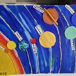 017 - Sistema solare 3D di Simona 12 anni_b