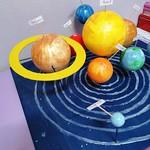 019 - Sistema Solare 3D di Federica 11 anni_b