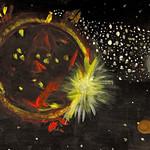 009 - Il Sole e le stelle di Matteo 8 anni