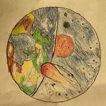 013 - La Terra vista da me di Tommaso 10 anni