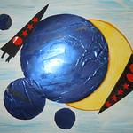 037 - Osservo il cielo e guardo la Luna di Gabriele 8 anni