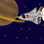 058 - Viaggio Spaziale di Lorenzo 10 anni