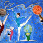 032 - Danza di stelle di Caterina 13 anni
