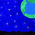 053 - La luce delle stelle di Morena 11 anni