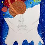 016 - Il volto sconosciuto nello spazio di Chiara 12 anni