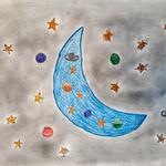063 - Il mio cielo! di Hiba 12 anni
