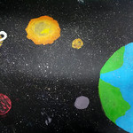 044 - Un cielo stellato di Carlotta 8 anni