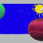 059 - Alla scoperta di Marte di Feliciano 8 anni