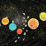 066 - Sistema Solare di Francesco 10 anni