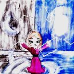 086 - La regina delle costellazioni di Silvia 11 anni