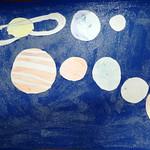042 - Galassia spaziale di Alessandro 9 anni