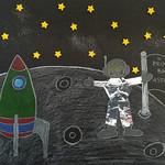049 - Il primo bambino astronauta di Domenico 8 anni