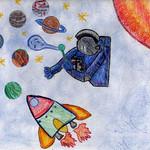 023 - Bolle di pianeta di Francesco 11 anni
