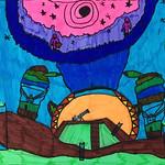040 - Il cielo si ribella di Antonio 11 anni
