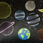 034 - Una passeggiata tra i pianeti di Roberta 11 anni