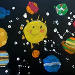 061 - Emozioni tra pianeti e costellazioni di Anna 8 anni