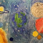 077 - Dalla Terra alla Luna di Matteo 8 anni