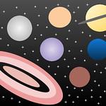 006 - Il Sistema Solare di Maria Francesca 12 anni