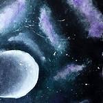 020 - Fantasie galattiche di Clara 11 anni