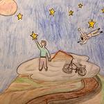 041 - Corsa nello Spazio di Giovanni 11 anni