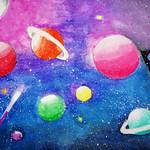019 - Esplorando il Sistema Solare di Diana 11 anni