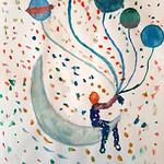 069 - Io leggera sulla Luna di Rowan 12 anni