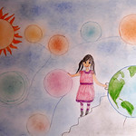 071 - Giocando con i pianeti di Giada Francesca 11 anni