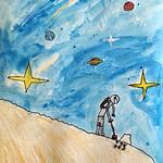 098 - Puliamo il cielo di Giulia 12 anni