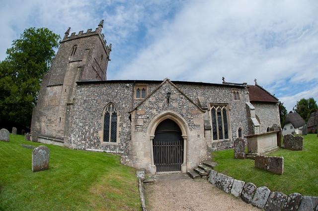 Milton Lilbourne Church.