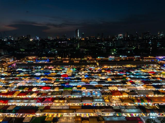 Not Your Average Night Market