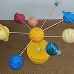 039 - Il Sistema Solare di Giuseppe 8 anni_b