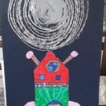 036 - Il mio Sistema Solare in pop-up di Marco 8 anni_a