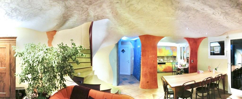 Rénovation écologique avec décoration et ambiances personnalisées